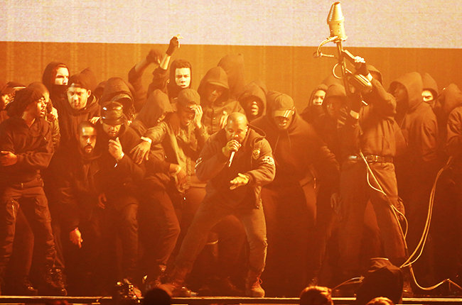BRIT Awards 2015 - Show